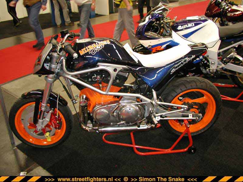 Buell Streetfighters Pictures